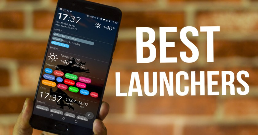 Top 10 Best Launchers for Android in 2021